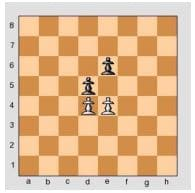 Exchanging in chess